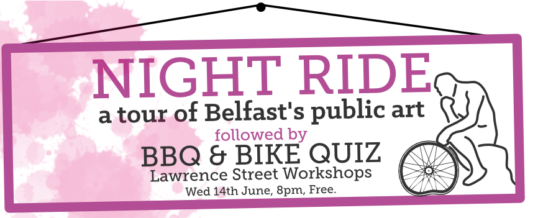 Fréd Night Ride, Quiz & BBQ